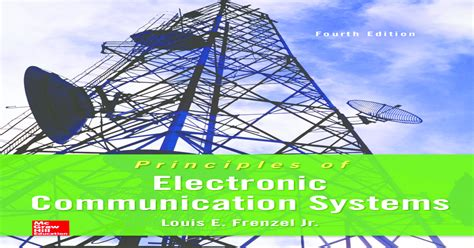 Principles of Electronic Communication Systems by Louis