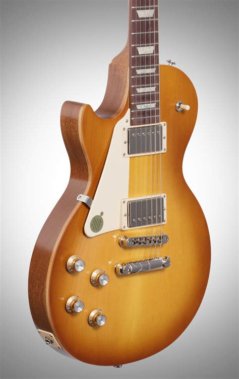 Gibson 2018 Les Paul Tribute Electric Guitar, Left-Handed