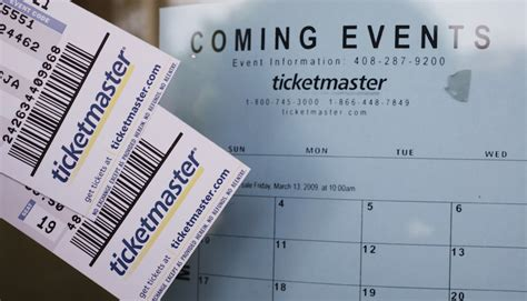 Check Your Ticketmaster Account, You Probably Have Free