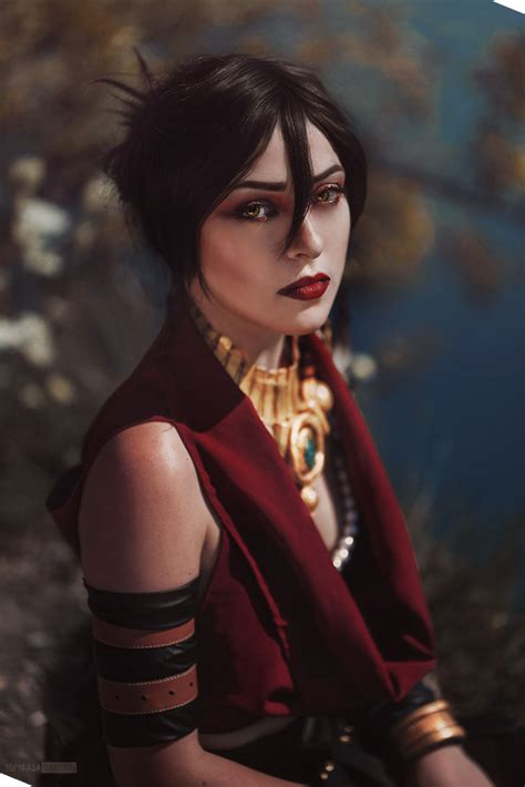 Morrigan from Dragon Age: Inquisition - Daily Cosplay