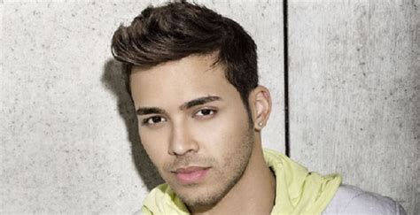 Prince Royce Biography - Facts, Childhood, Family Life
