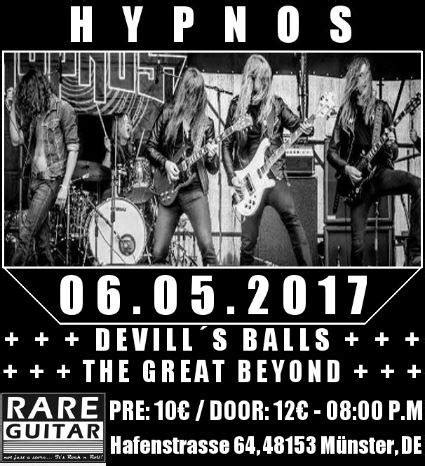 Hypnos - Heavy Stage Force