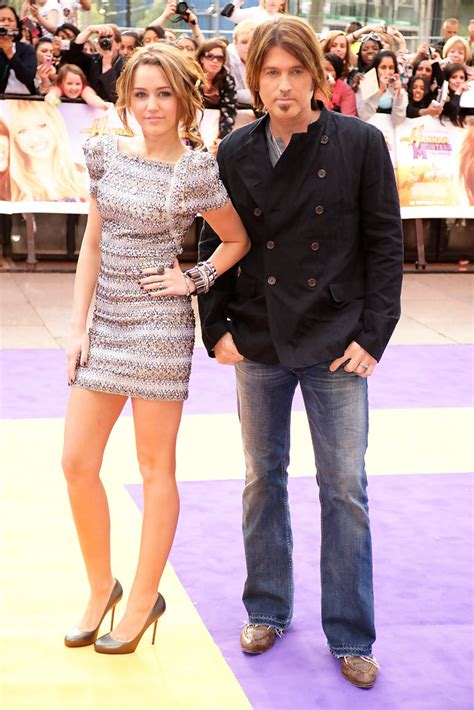 Miley Cyrus, Billy Ray Cyrus - Miley Cyrus and Billy Ray
