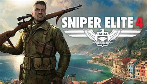 SNIPER ELITE 4 DELUXE EDITION Free Download (STEAMPUNKS