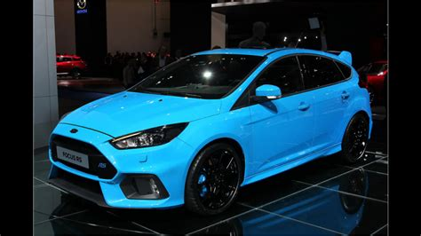 Ford-Focus RS-News und -Tests   Motor1