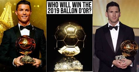 The Best Football Players in the world: Ballon d'Or Power