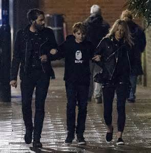 Nicole Appleton's beau Nicholas Gray gets approval from