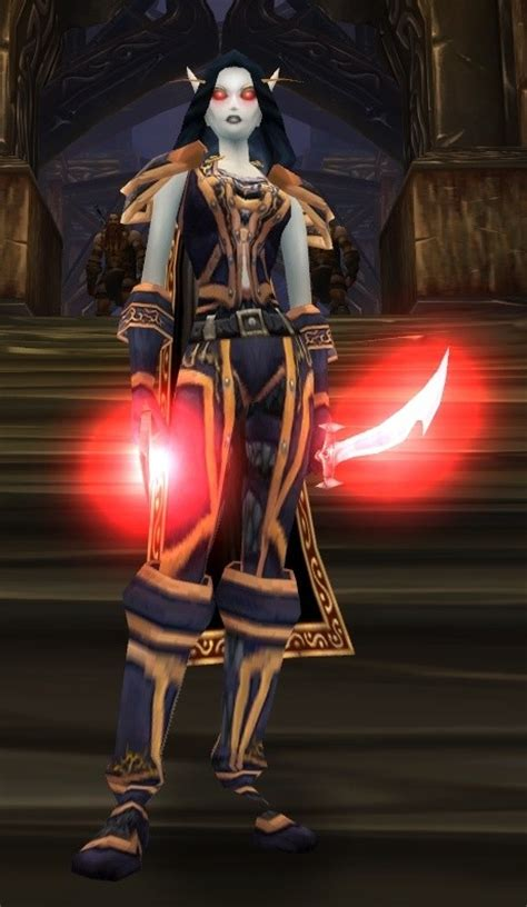 Dark Ranger Marrah - WoWWiki - Your guide to the World of