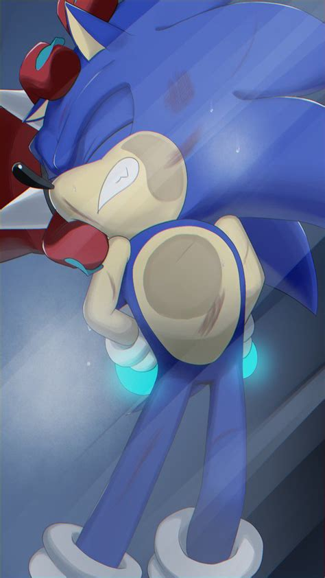 Sonadow Boom-Hero and Villian - Chapter 4-Yes I Care That