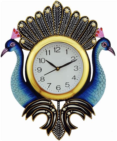 DivineCrafts Analog Wall Clock Price in India - Buy