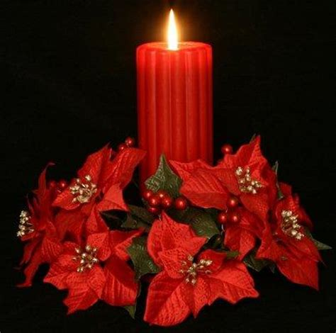Cheap Candle Rings for Christmas | LoveToKnow