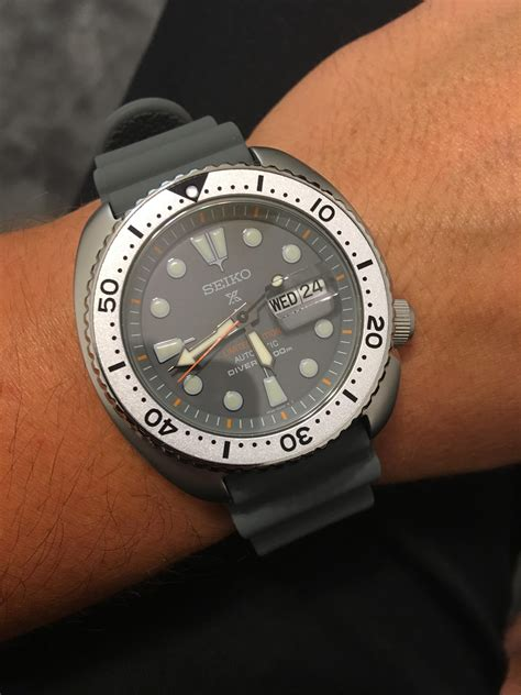 Seiko Zimbe Turtle SRPA19, any owners out there? - Page 5