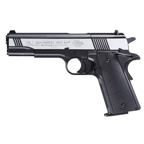 Colt CO2 Air Pistol Government 1911 A1 Dark Ops
