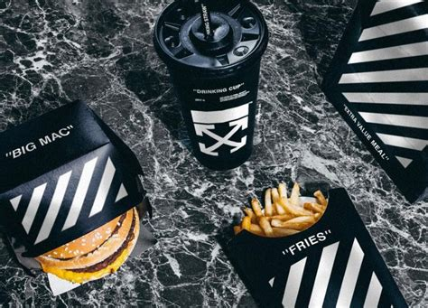 McDonald'ss Fries Get the Off-White Makeover - CraveOnline