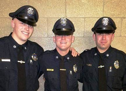 Trio of new police officers on the job in Abington - News