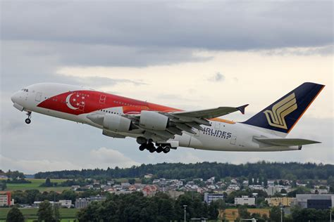Singapore Airlines, 9V-SKJ, Airbus A380-841, 05