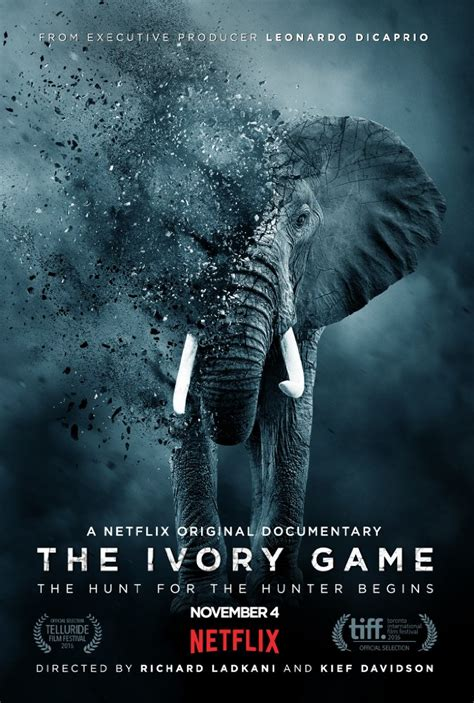 Netflix's The Ivory Game – Q&A with directors - Celebrity