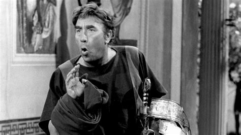 Celebrating Up Pompeii's Frankie Howerd who would have