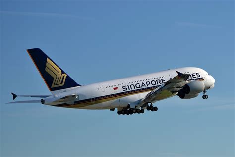 Singapore Airlines, 9V-SKH, Airbus A380-841