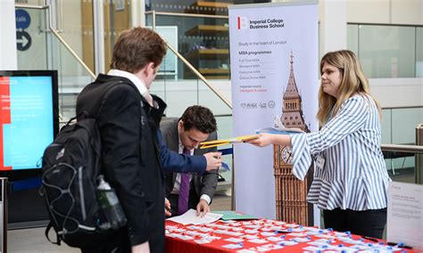 Recruitment events and webinars | Imperial College