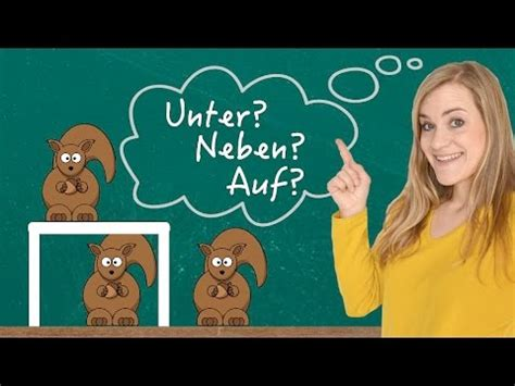 German Lesson (107) - Two Way Prepositions - Dative OR