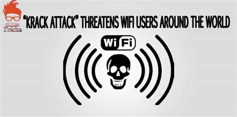 """""""KRACK Attack"""" Can Be Hack Any WPA2 WiFi Router Password"""