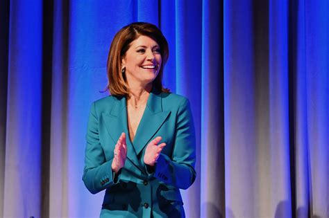 In Buffalo, Norah O'Donnell is less 'game-changer' and