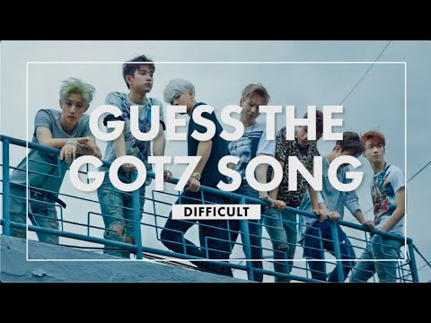 JYP Drops GOT7 You Are Lyric Video Teaser Produced By