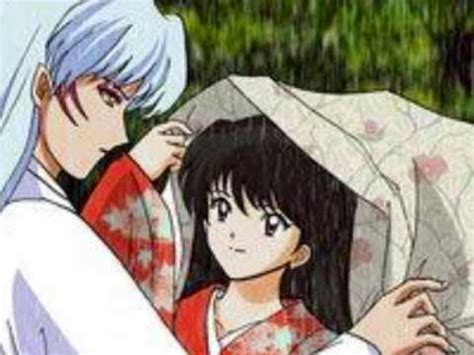 Sesshomaru and Rin collied - YouTube