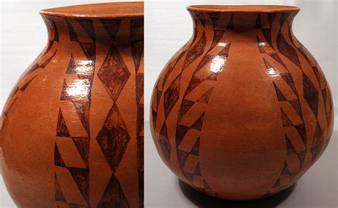 Southwest Indian Pottery | Contemporary | Mojave Tribe