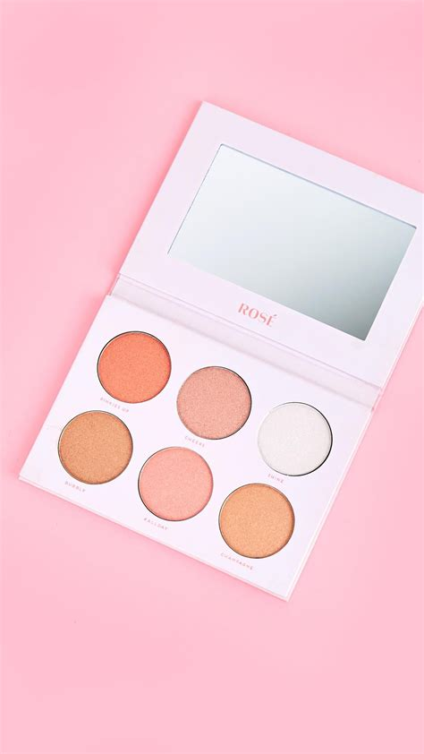 ColourPop Highlighter Palette Is a Dupe for ABH Glow Kit