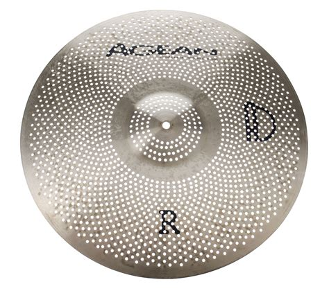 """Agean """"R"""" Low Noise 20"""" Ride Real Feel Practice Cymbal"""