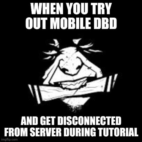 Just happened to me, seriously? : deadbydaylight