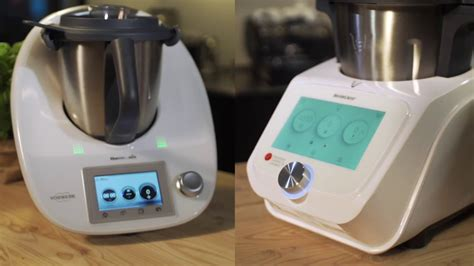 Guided Cooking Test Thermomix vs