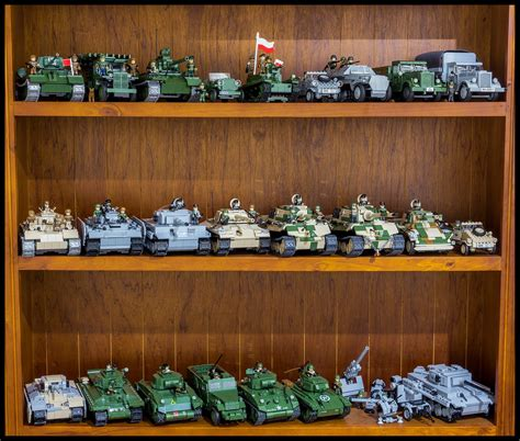 COBI Small Army WWII Collection – July 2015 Update   Flickr