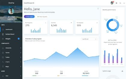 Angle - Bootstrap Admin Template by themicon   WrapBootstrap