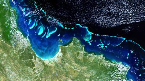 Earth from Space: the Great Barrier Reef / Observing the