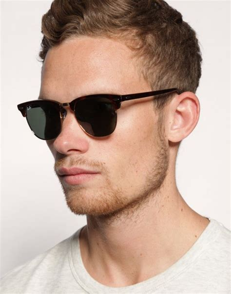 Ray Ban Club Masters - a new twist on a classic style