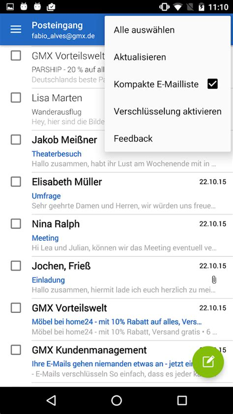 GMX Mail – Android-Apps auf Google Play