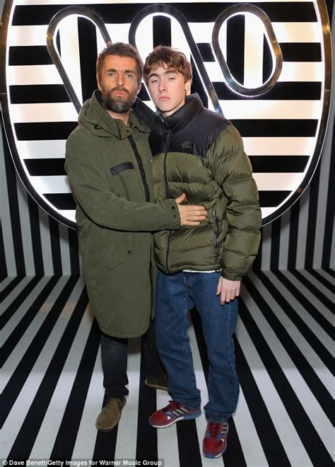Liam Gallagher avoids run in with daughter Molly Moorish