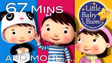 Mia and Friends | Little Baby Bum | Nursery Rhymes for