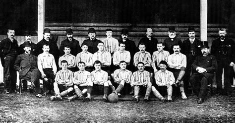 The Sunderland side which dominated the top flight like no
