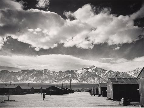Life in a Japanese-American Internment Camp, via the Diary
