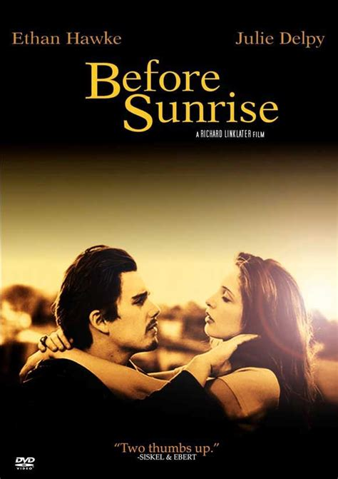 Another BEFORE SUNRISE Movie? Please Please Please