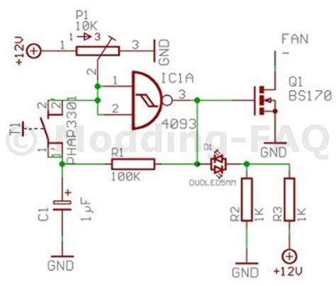 LED Dimmer PWM - Transistor / Mosfet? - Mikrocontroller