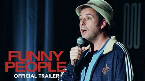 Funny People - Trailer - YouTube