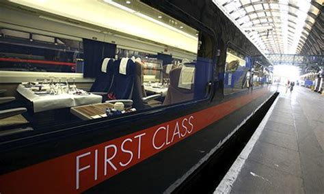 First class train travel: not just for toffs | Eva Wiseman
