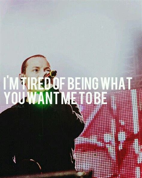 48 best Linkin Park's lyrics and quotes images on