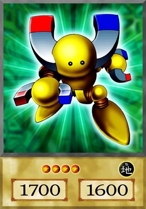 Beta The Magnet Warrior [Anime] by YugiohFreakster on