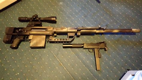 Ares cheytac m200 - Spring Rifles - Airsoft Forums UK